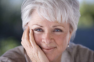 Portrait of Byron Katie