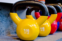 Day 143/September 6 -  Kettle Bells #2